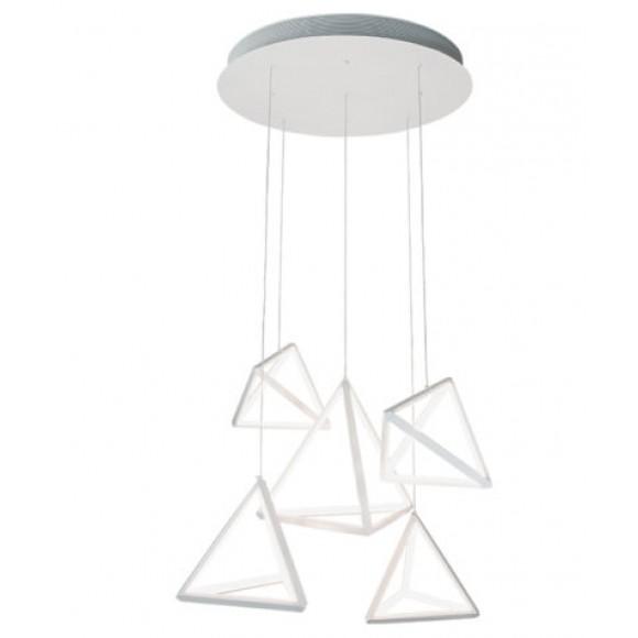 κρεμαστο μοντερνο φωτιστικο led zambelis 180045 Φωτιστικά LED