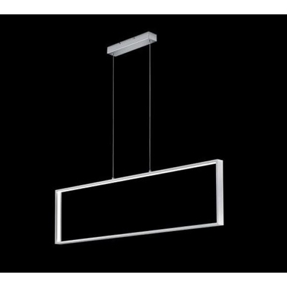 μοντερνο φωτιστικο σαλονιου με φωτισμο led TRIO AZUR 379910105