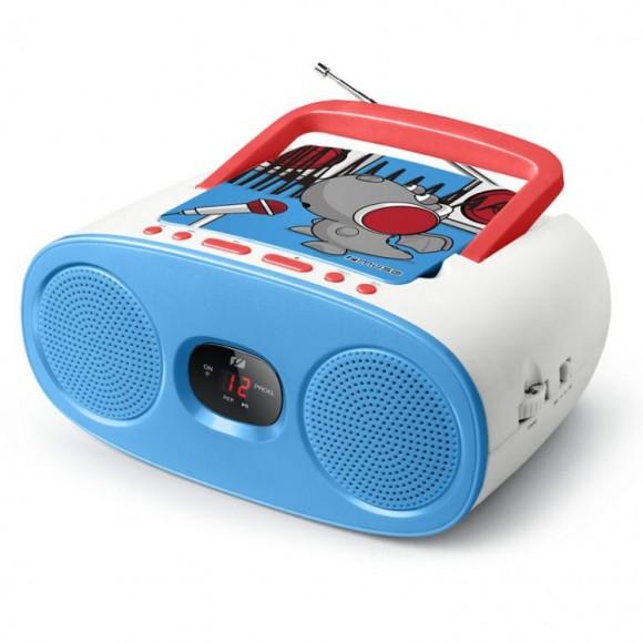 Ραδιόφωνο CD-PlayerMuse M-20KDB Μπαταρίας & Ρεύματος Ψηφιακό