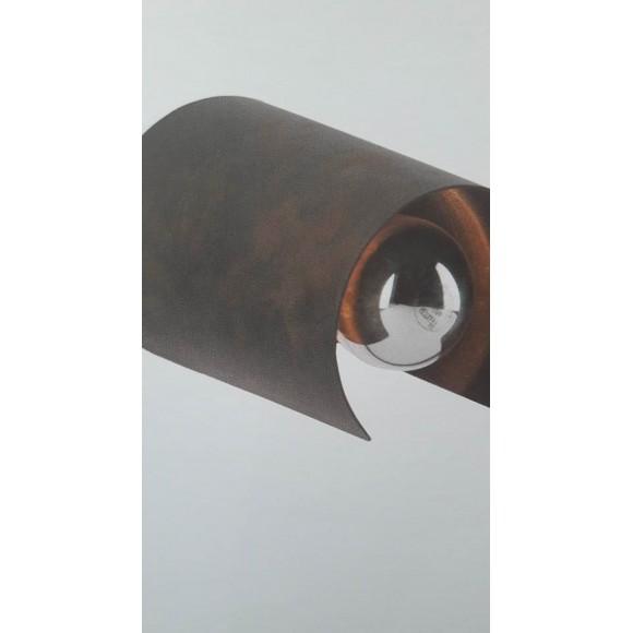 απλικα πλαινη τοιχου μεταλλικη