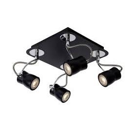 Lucide σποτ επιτοιχο SAMBA GU1O LED Σποτ