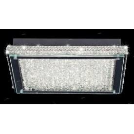 κλασσικο φωτιστικο οροφης crystal led Mantra