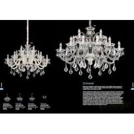 πολυελαιος Κρεμαστός γυαλι COLOSSAL SP6 IDEAL LUX Ideal Lux