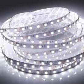 φωτιστικα led LED Ταινία Αδιάβροχη 4.8W IP65 Ψυχρό Χρώμα LED STRIPS ΤΑΙΝΙΑ LED