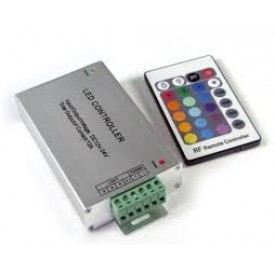 φωτιστικα led Led RGB RF Controller 2.4GHz - 12~24V DC LED STRIPS ΤΑΙΝΙΑ LED