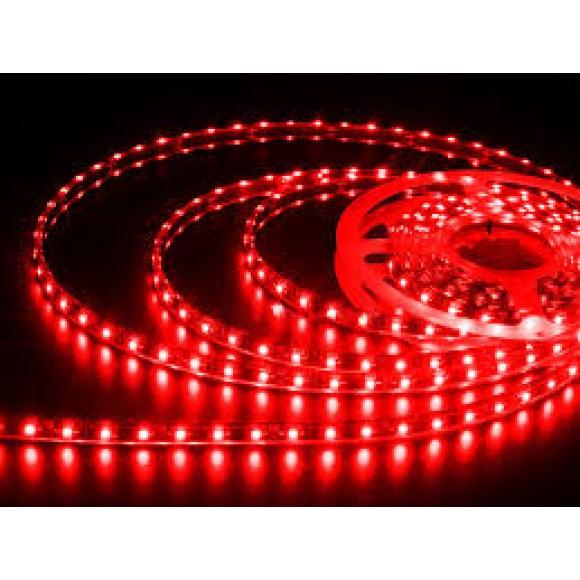φωτιστικα led Ταινία led αδιάβροχη IP65 4.8 watt με 60 led 3528 smd ανα μέτρο LED STRIPS ΤΑΙΝΙΑ LED
