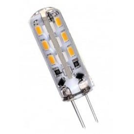 φωτιστικα led LED G4 1.5watt - 12v ψυχρο λαμπα led 12v