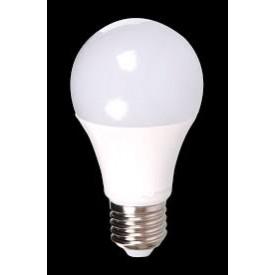 φωτιστικα led LED ΛΑΜΠΑ Ε27 8WATT INLIGHT A6Ο COOL λαμπα led E27