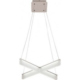 φωτιστικα led μοντερνο Κρεμαστό Φωτιστικό LED aca OYD10119SP4 Φωτιστικά LED