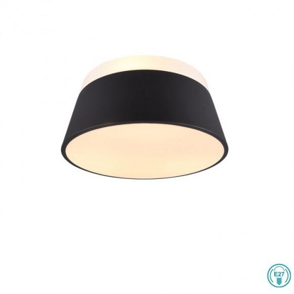 μοντερνο Φωτιστικό Οροφής Trio Lighting Baroness 608900342 Ανθρακί Φωτιστικά μοντέρνα