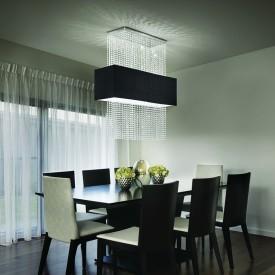 phoenix ideal lux light φωτιστικο μοντερνο οροφης