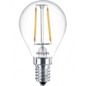 φωτιστικα led Λάμπα LED vintage Σφαιρική 2,3W E14 230V 2700K