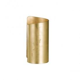 Luce Ambiente Imagine-L Oro Μοντέρνα Απλίκα Κυματιστή Χρυσή Luce ambiente